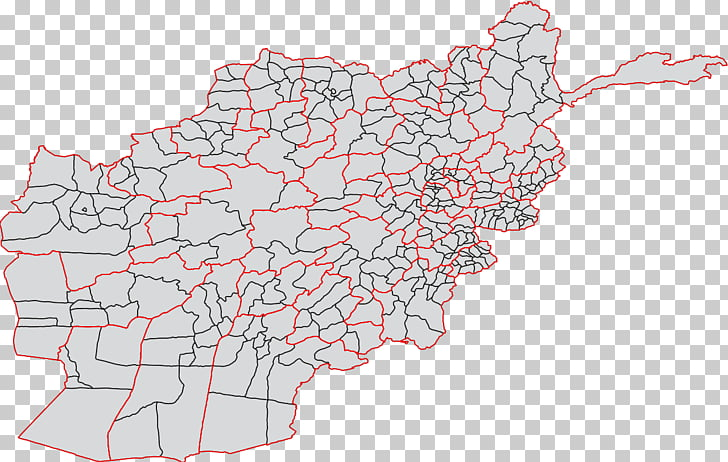District of Afghanistan Parwan Province Map Khost Province.