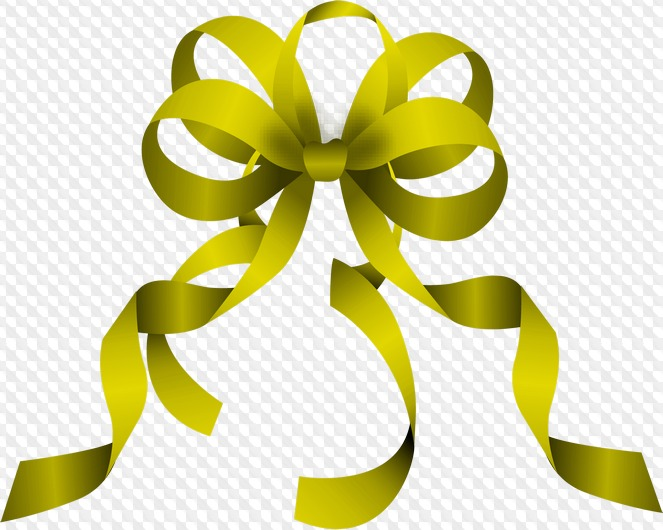 Clipart psd bows and ribbons for the text free download. PSD.
