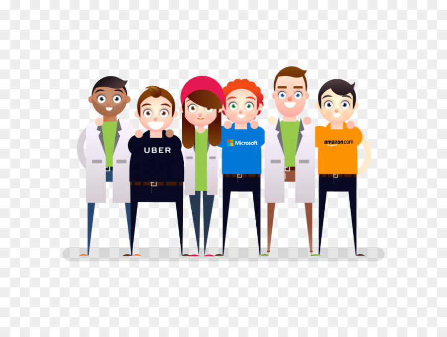 Team People clipart.