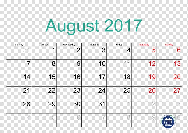 Public holiday Here & Now (August 2018) Calendar 0.