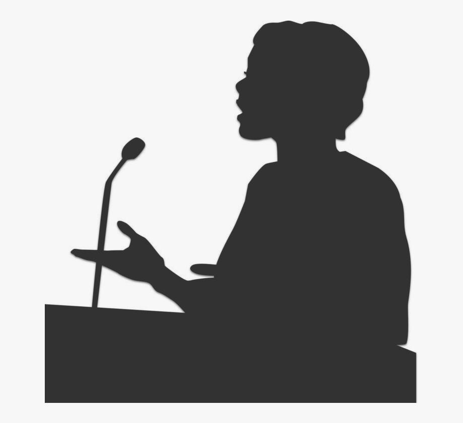 Public Speaking Png Transparent , Transparent Cartoon, Free.
