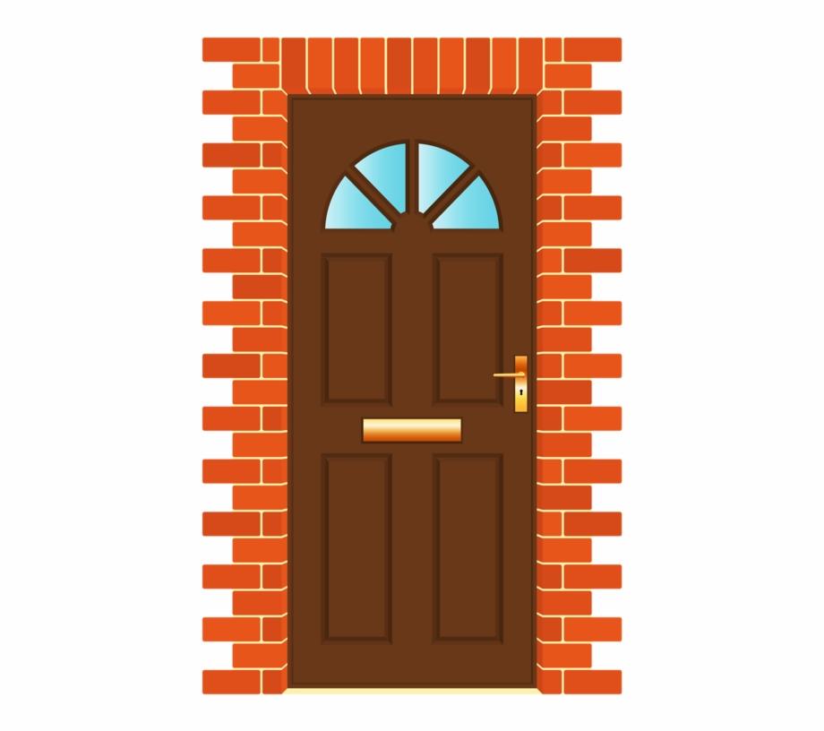 Door Clipart Puerta.
