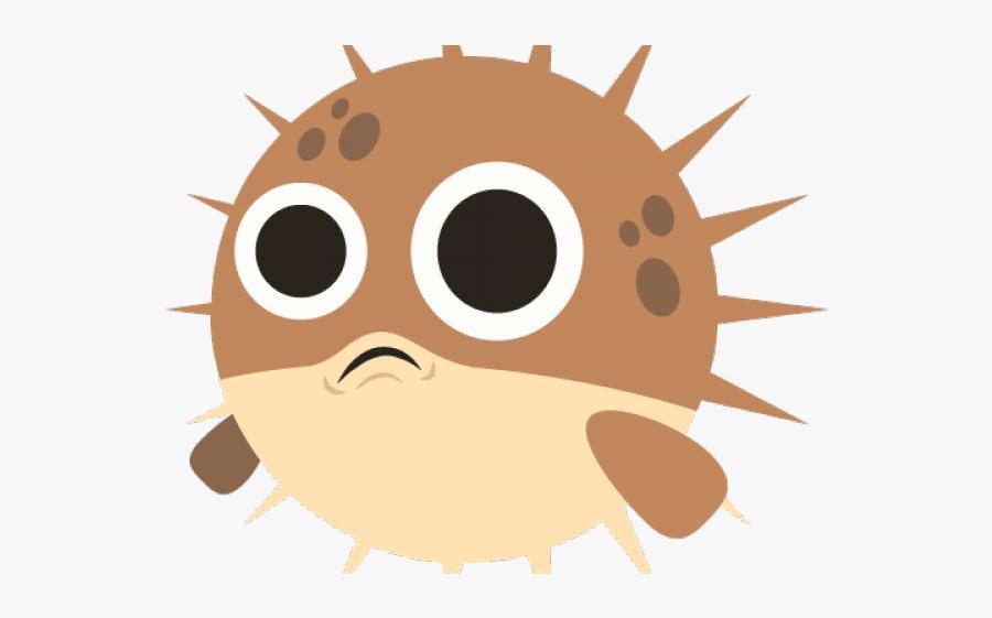 Blowfish Clipart Transparent.