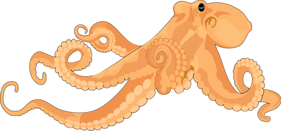 Free Octopus Cliparts, Download Free Clip Art, Free Clip Art.