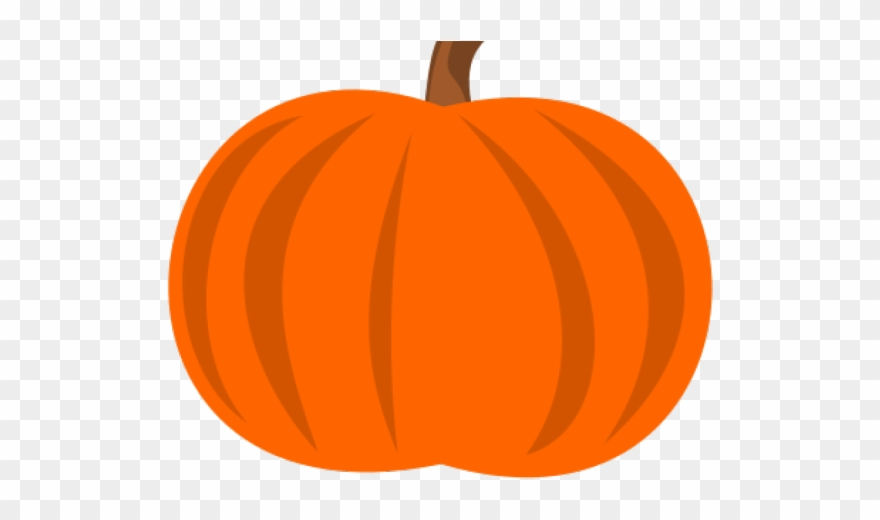 Pumpkin Clipart Sign.