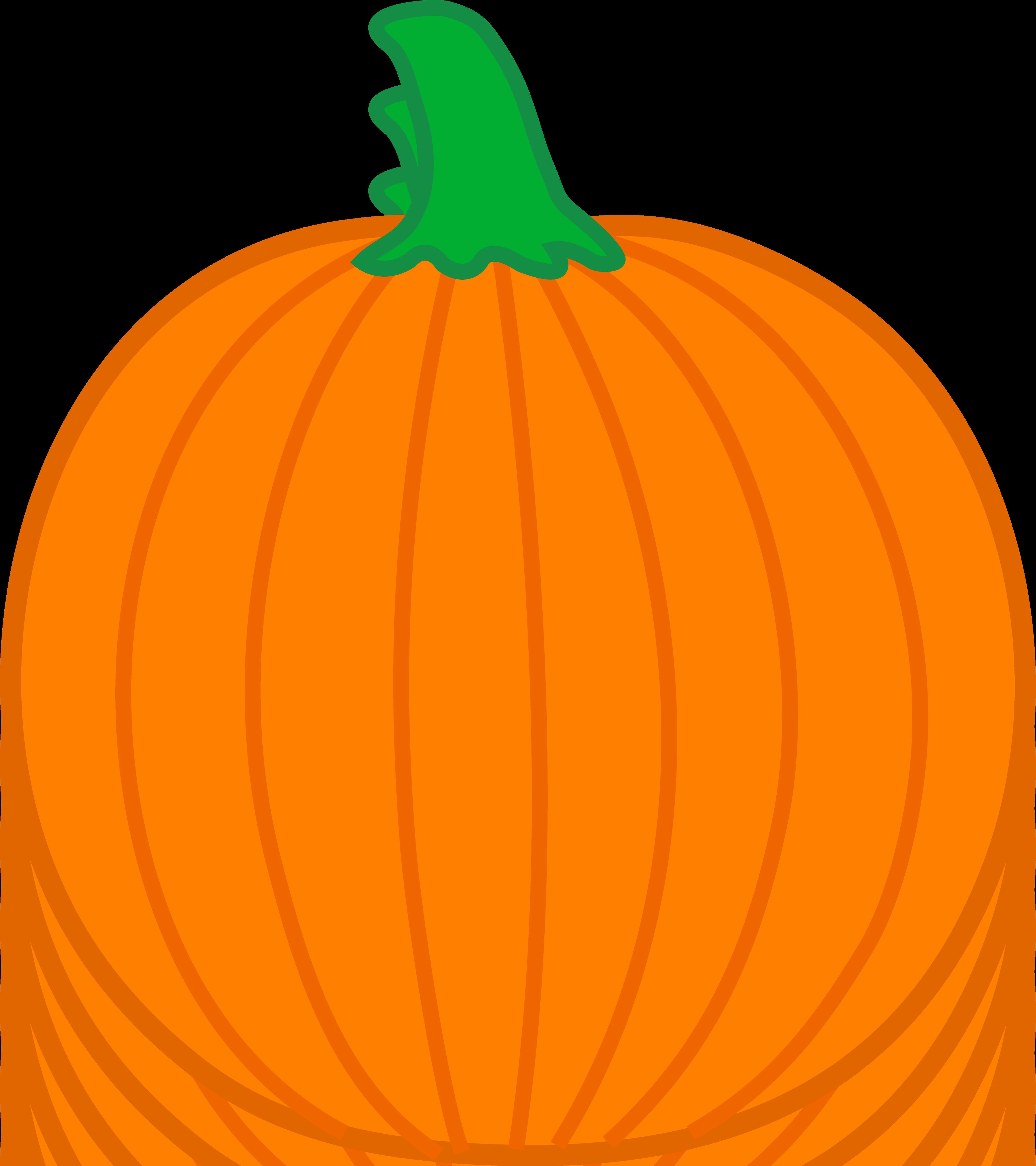 Clipart pumpkin free clipground for Halloween pumpkin clipart