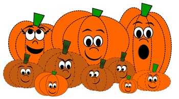 Pumpkin Patch Clipart Worksheets & Teaching Resources.