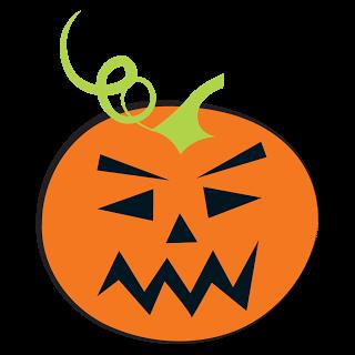 Halloween Pumpkin Clipart..