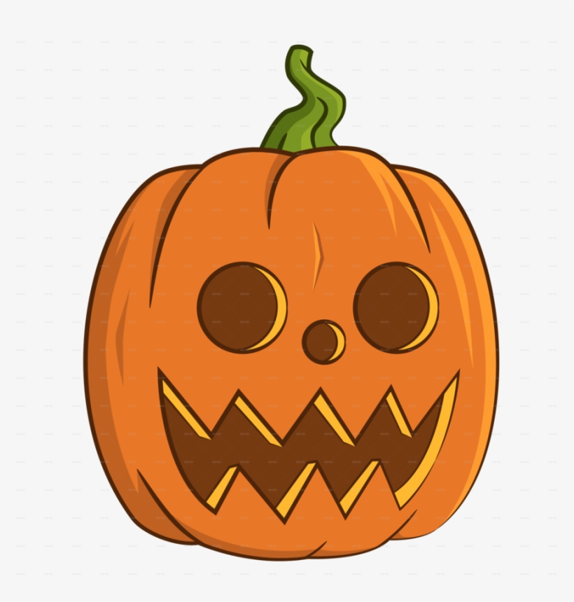 Pumpkin Clipart Jack O\' Lantern Calabaza Clip Art.