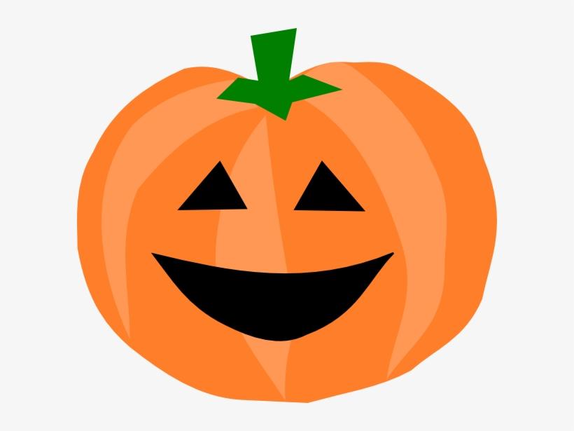 Pumpkin Faces Clip Art.
