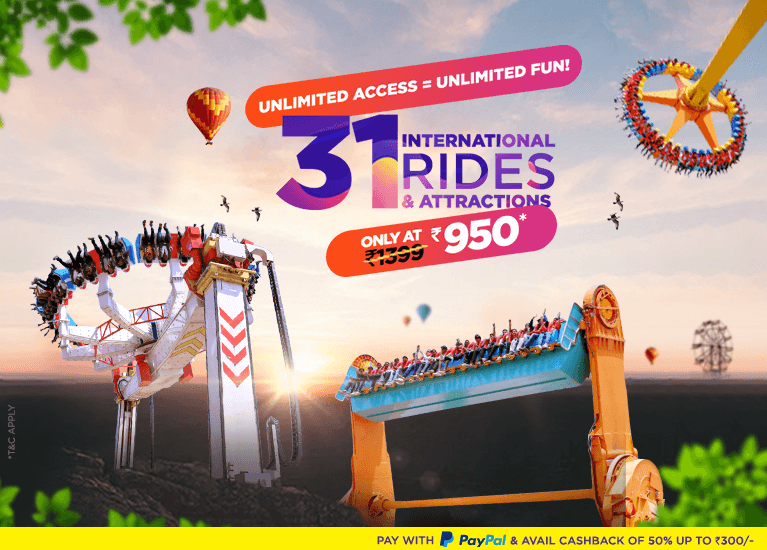 Amusement Park in Lonavala Near Mumbai & Pune.