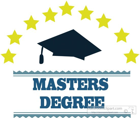 Gallery For > Masters Degree Clipart in 2019.