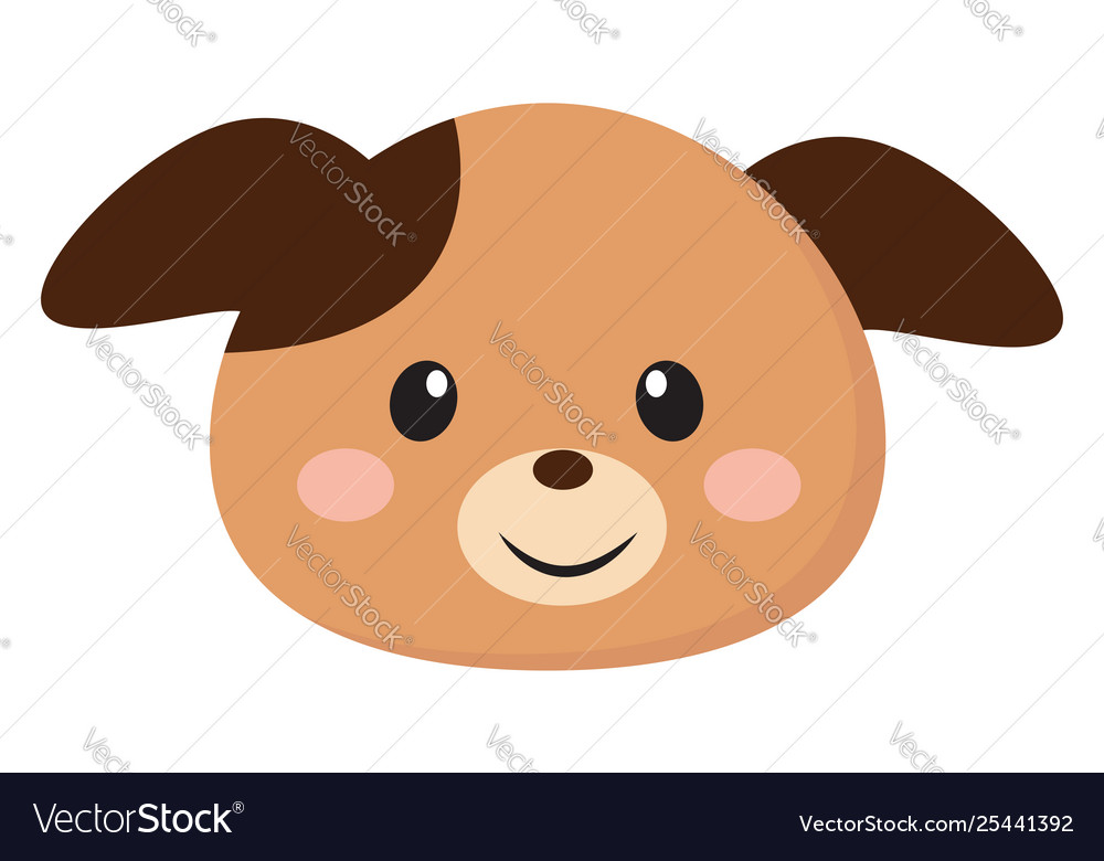 Clipart smiling face a puppy or color.