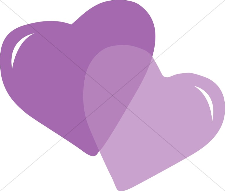 Pair of Purple Hearts.