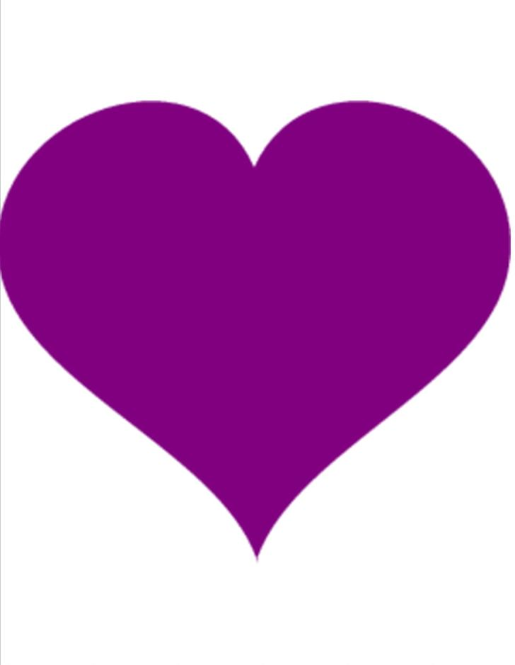 Purple Heart PNG, Clipart, Creative Commons License, Cute Dishwasher.