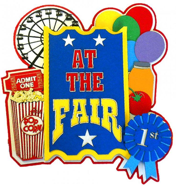 17 Best images about Scrapbook Layouts (State Fair/Amusement Park.