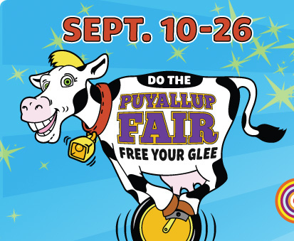 Puyallup Fair: Things to do 'around' Gig Harbor.