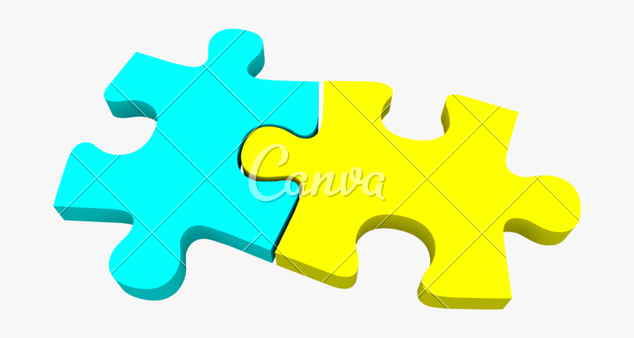 Puzzle Clipart Unfinished Puzzle.