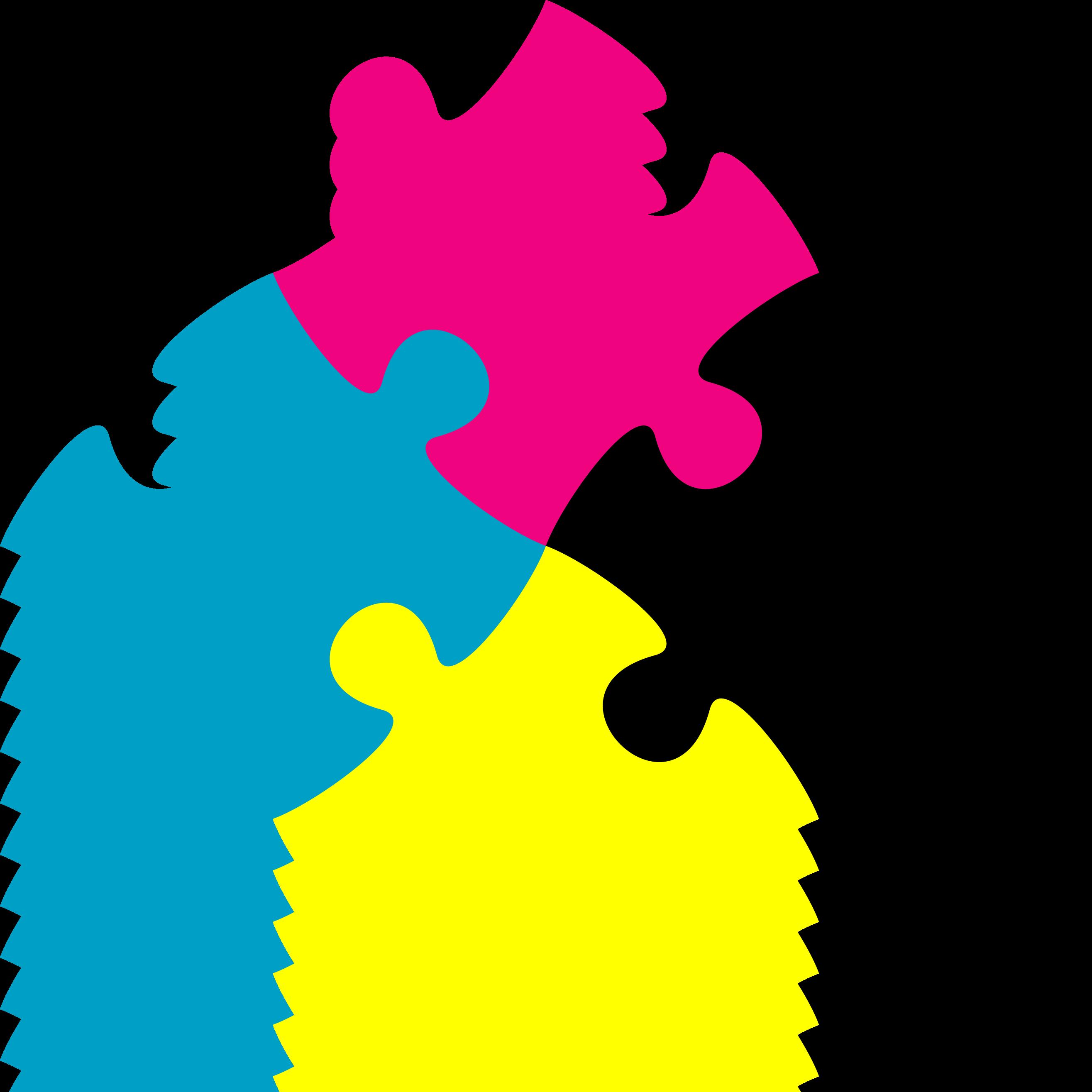 Jigsaw Puzzles Clip art.