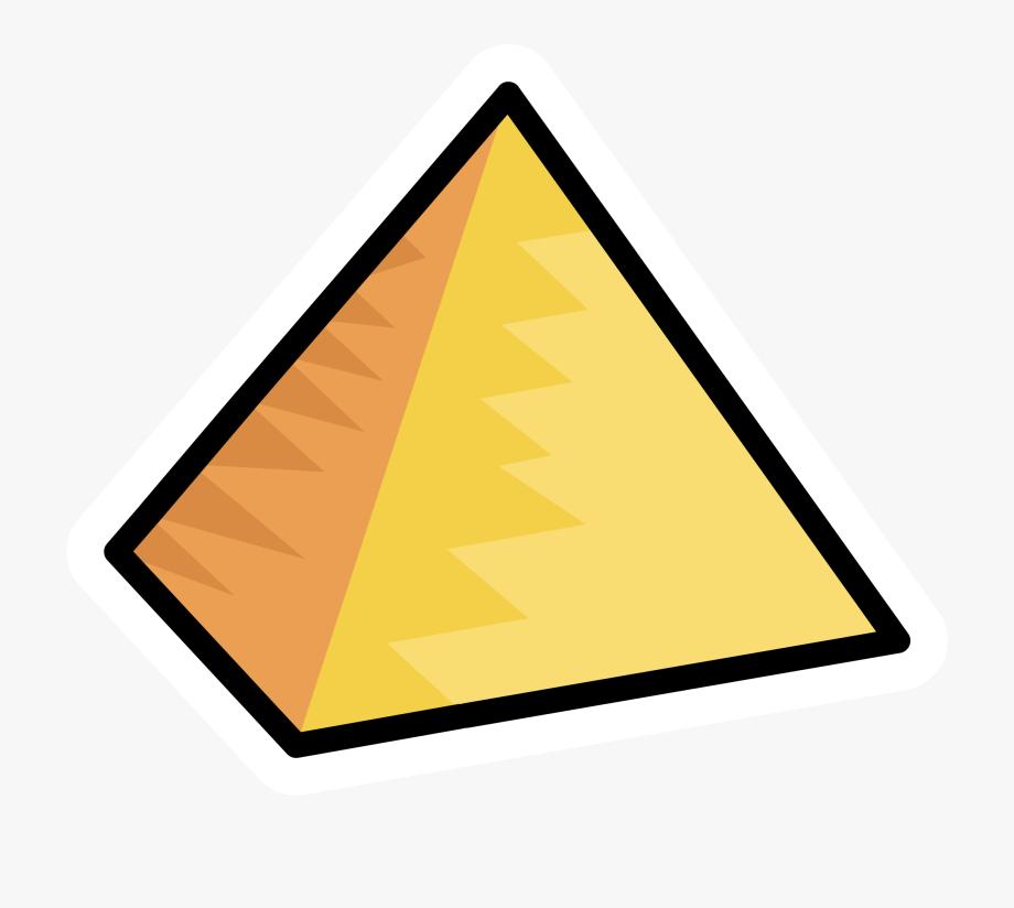 Pyramid Free Clipart.