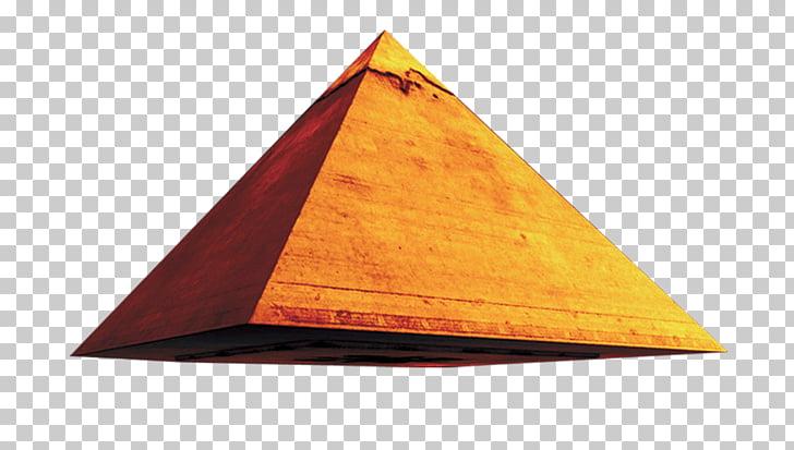 Egyptian pyramids, pyramid PNG clipart.