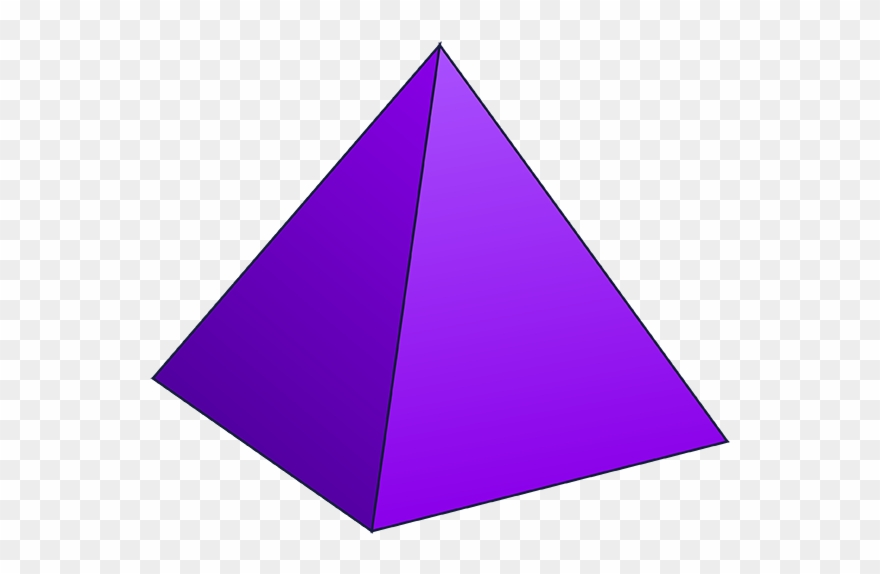 Clip Art Stock Pyramid D Geometry Nets Of Solids Activities.