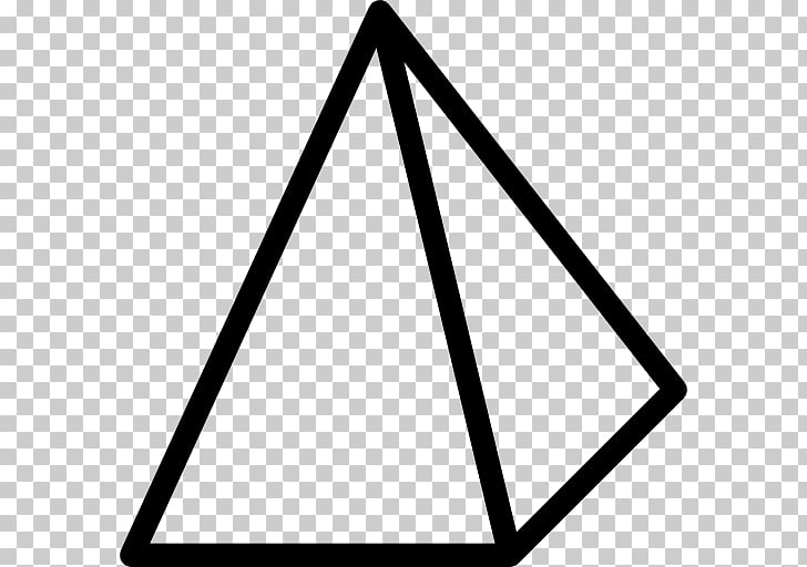 Computer Icons Triangle Therapy, pyramid Shape PNG clipart.