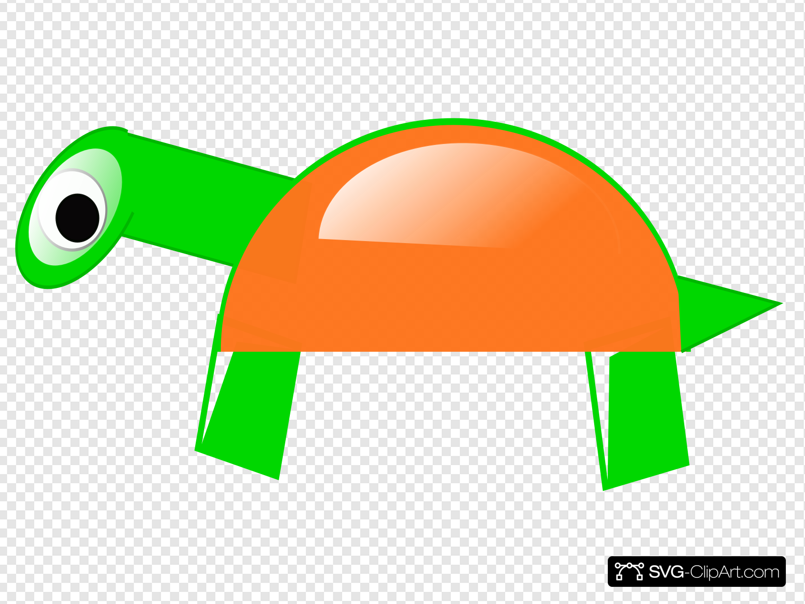 Cartoon Turtle Clip art, Icon and SVG.
