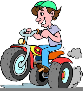 Quad Bike Clipart Free.