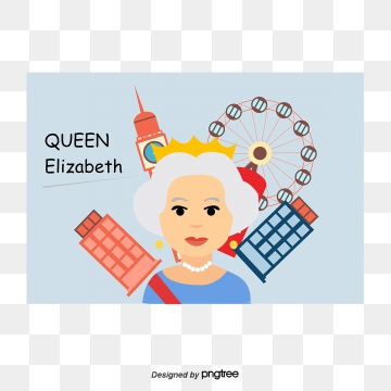 Queen Of England Png, Vector, PSD, and Clipart With Transparent.