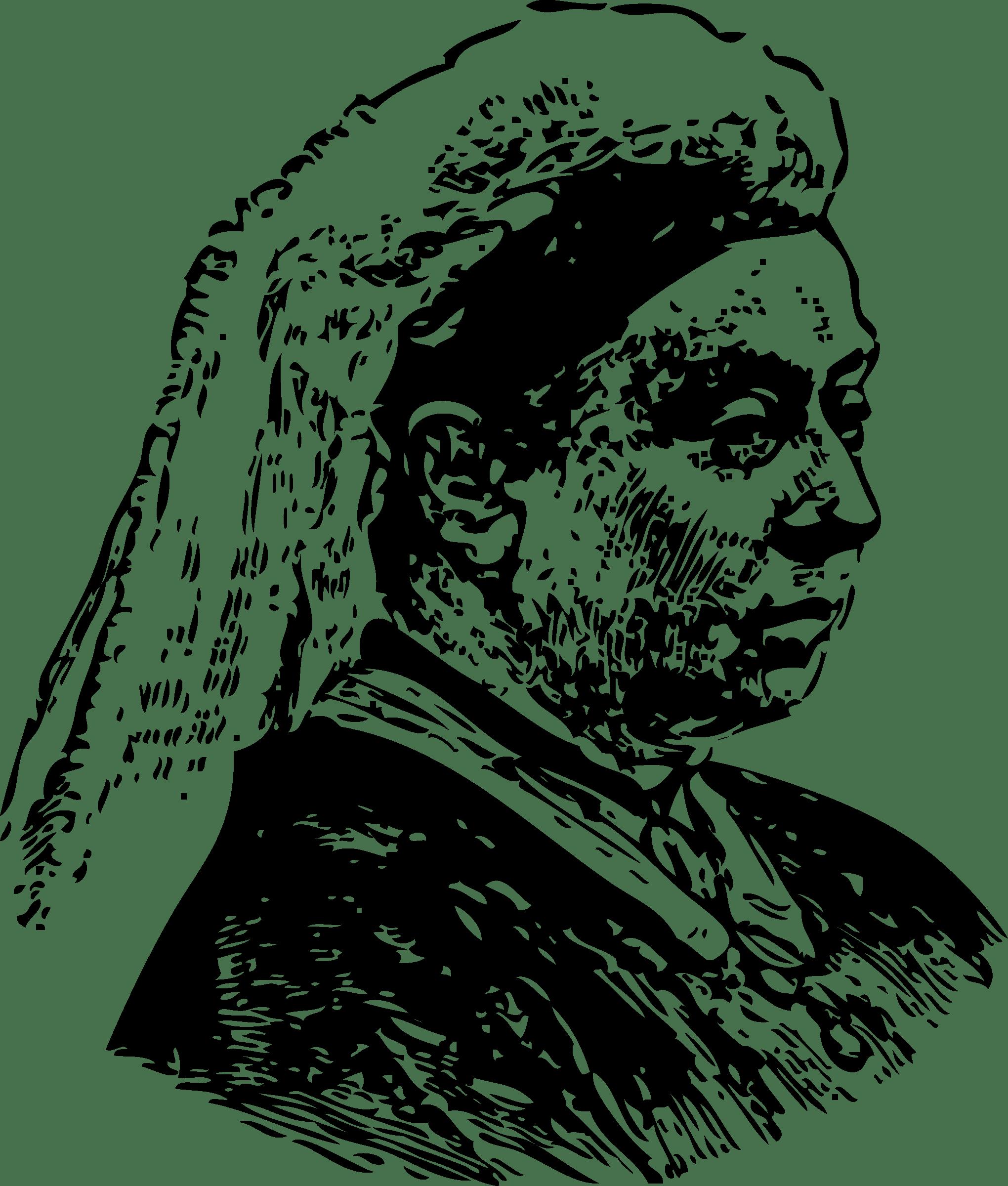 Queen Victoria Clipart transparent PNG.