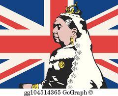 Queen Victoria Clip Art.
