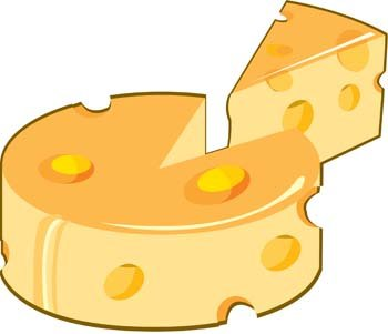 Slice of cheese 3 Clipart Picture Free Download.