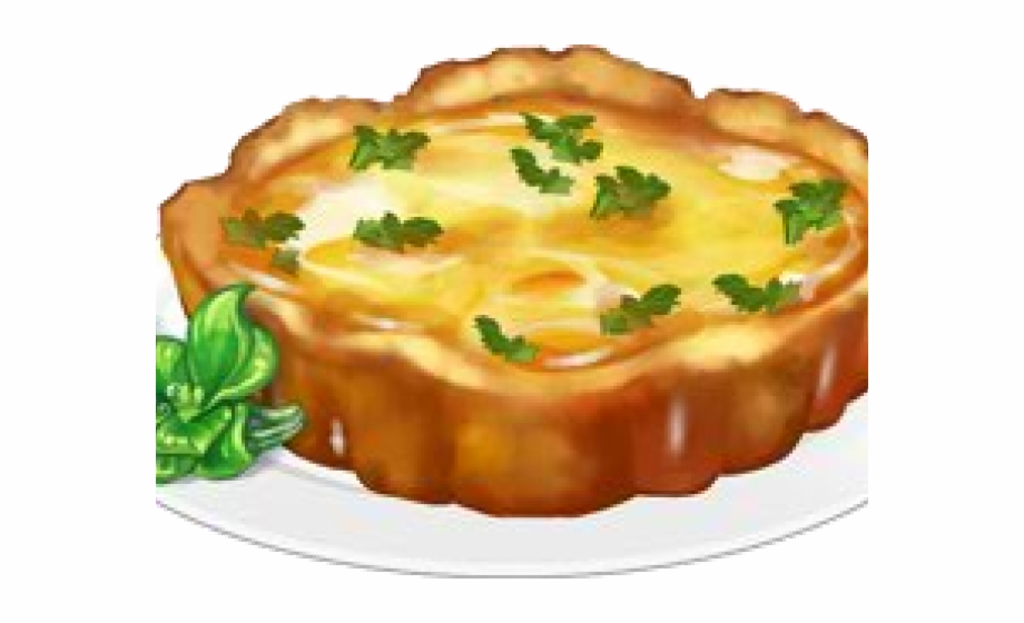 Quiche Cartoon Free PNG Images & Clipart Download #1773588.