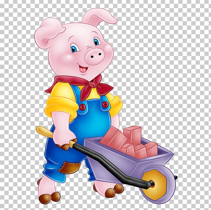 The Three Little Pigs QuickBooks PNG, Clipart, Animal Figure.