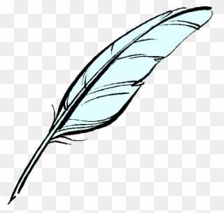Free PNG Feather Quill Pen Clip Art Download.