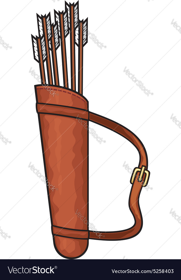 Quiver clipart 6 » Clipart Station.