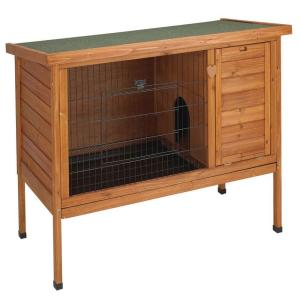 Premium+ Medium Rabbit Hutch.