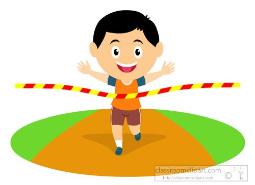 Running race clipart » Clipart Station.