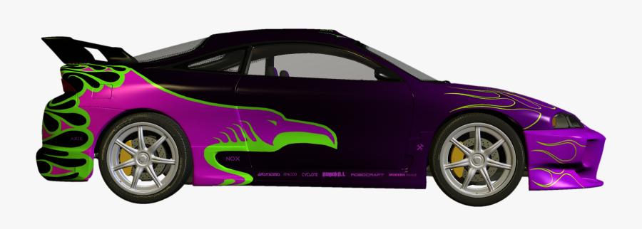 Car Racing Clipart.