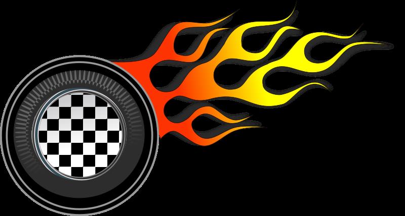 Free Clipart: Racing Wheel.