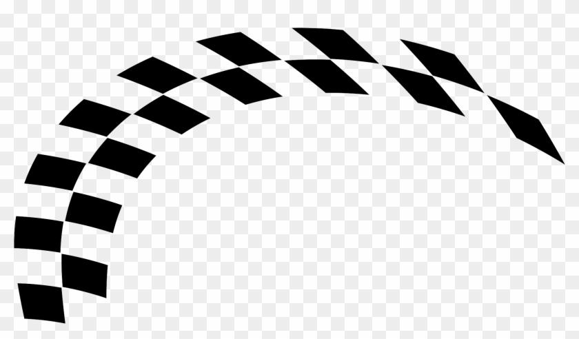 Flag Race Png Clipart.