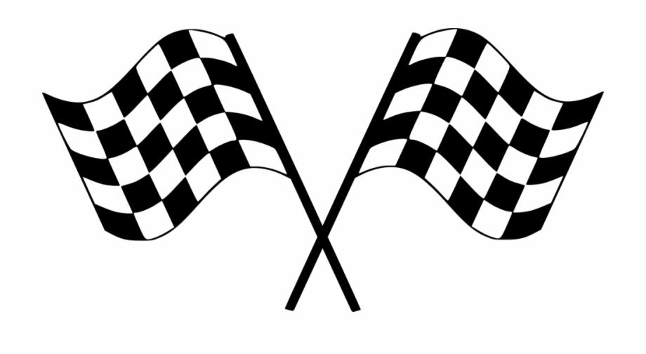 Bandera Racing Png.