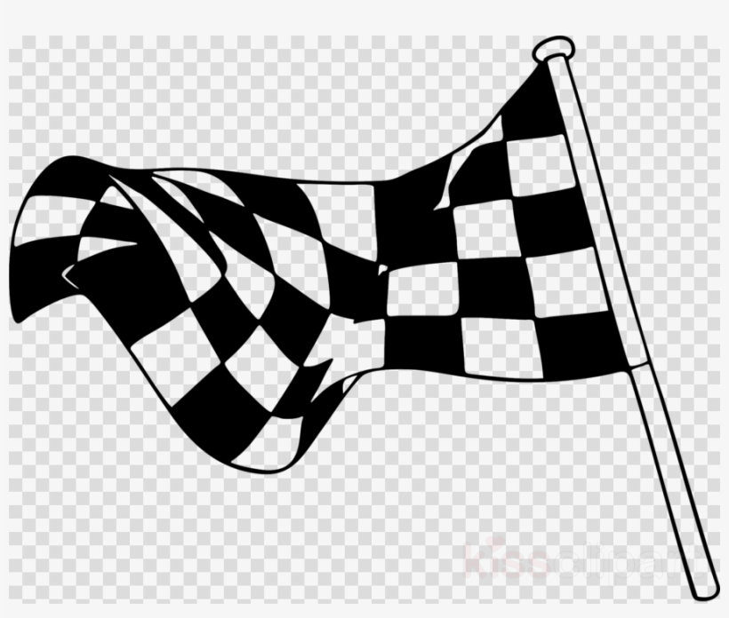 Checkered Flag Transparent Clipart Racing Flags Clip.