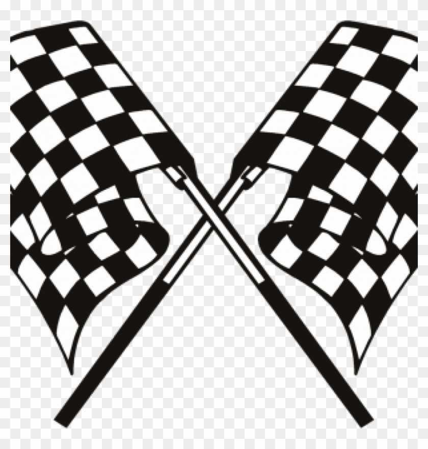 Hight Resolution Of Race Flag Clipart Download Racing.