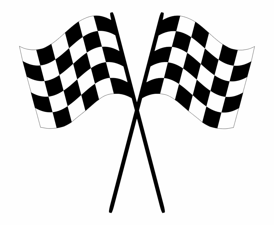 Track Races Flag Png Transparent Images.