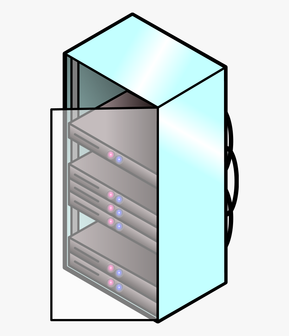 Server Clipart Server Pc.