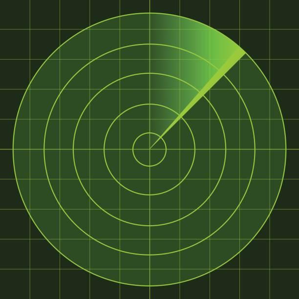 Best Radar Illustrations, Royalty.