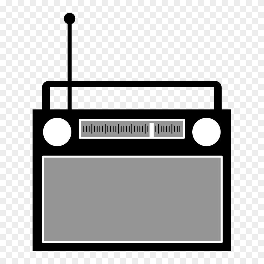 Download Radio Transparent Background Clipart Radio.