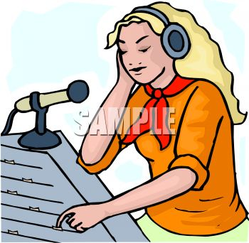 Radio station clipart 1 » Clipart Station.